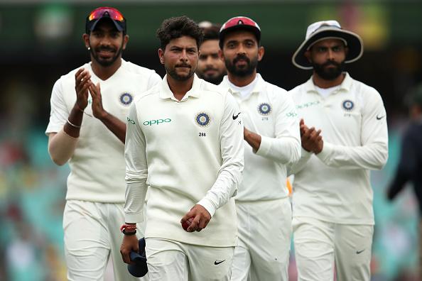 टीम इंडिया | Getty