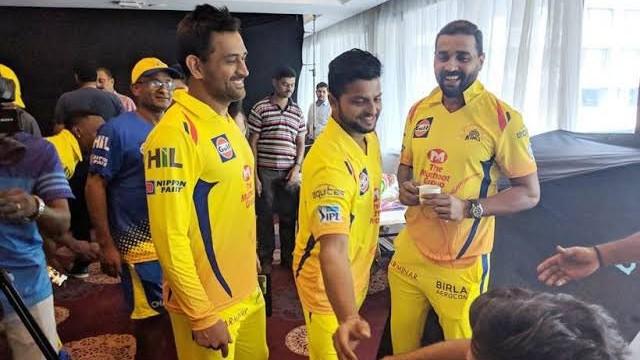 IPL 2020: CSK's Suresh Raina can't wait to unite with MS Dhoni