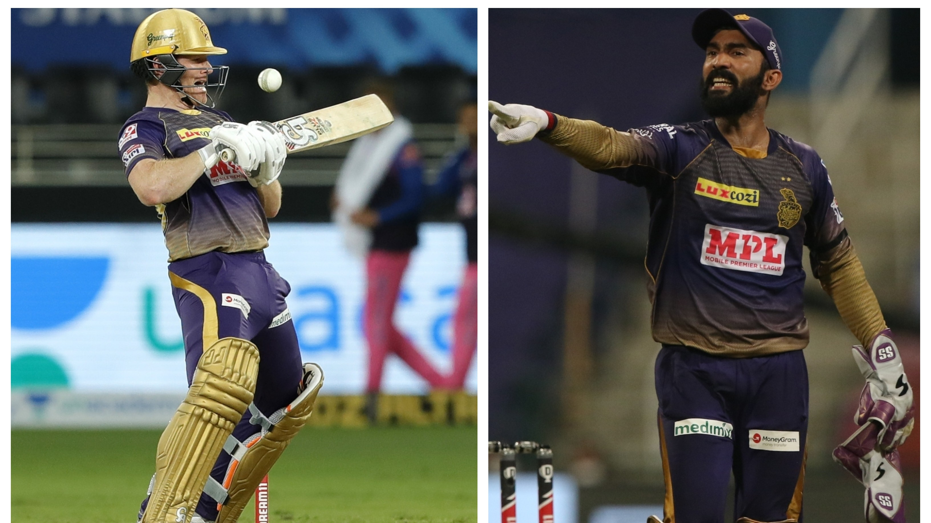 IPL 2020: Dinesh Karthik steps down as KKR captain; Eoin Morgan to lead the side in remaining games