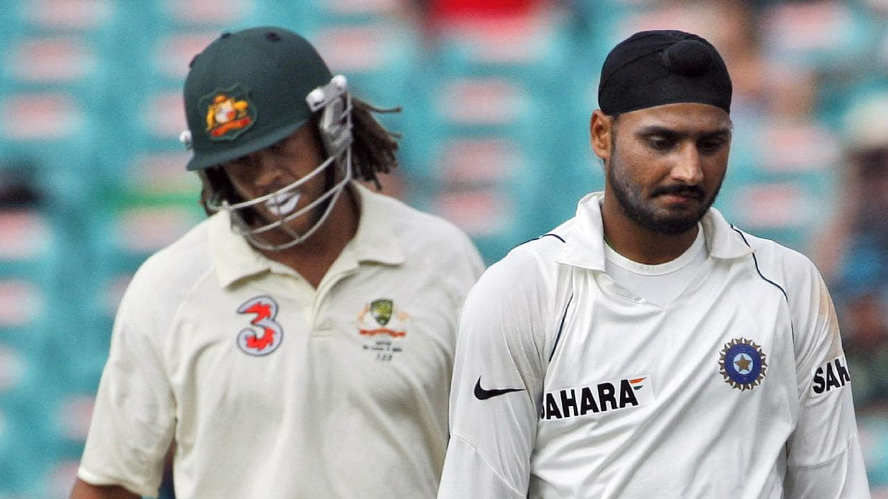 Harbhajan Singh refutes Symonds' claims that he