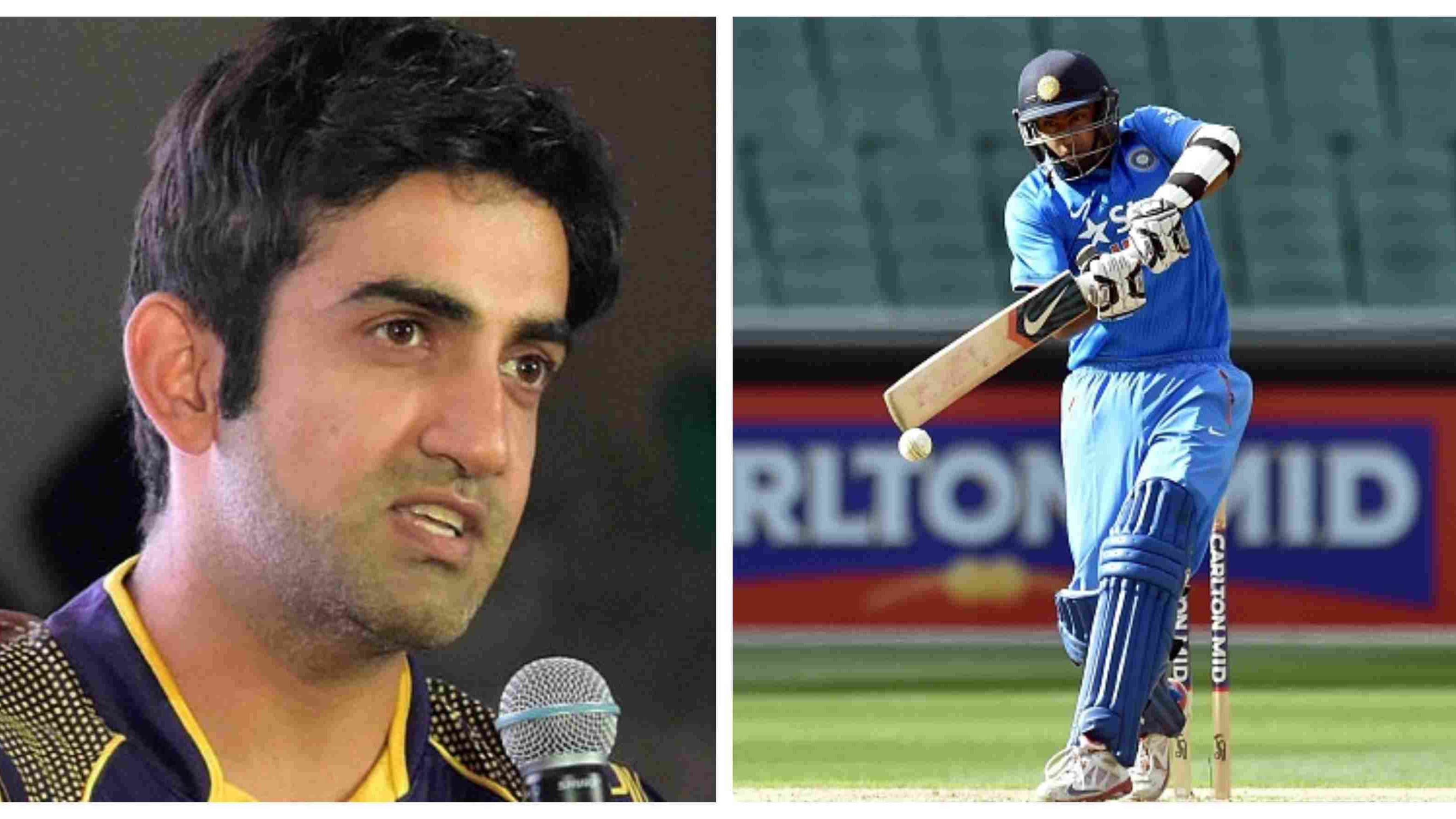 WATCH: Gautam Gambhir bats for R Ashwin's inclusion in ODI team as no. 4 batsman