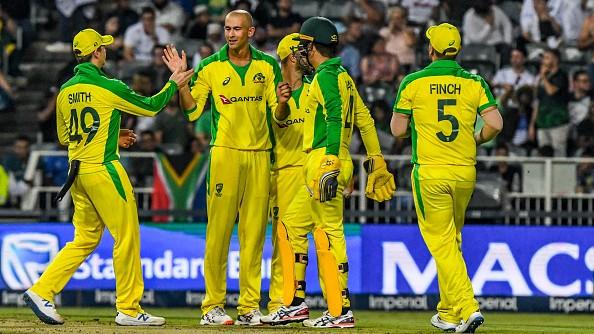 SA v AUS 2020: Ashton Agar claims hat-trick as Australia crush South Africa by 107 runs in 1st T20I