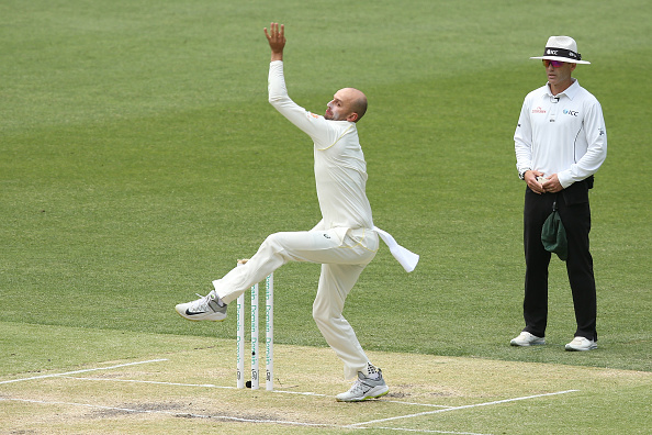Lyon recorded his 14th five-wicket haul in Perth | Getty Images