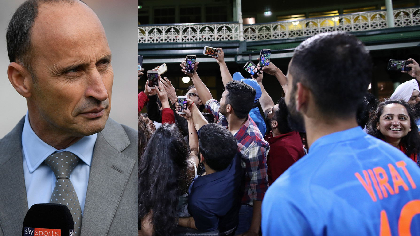 Nasser Hussain says the world shouldn't be jealous if India is a cricket powerhouse