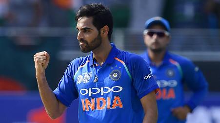AUS v IND 2018-19 : Stats - Bhuvneshwar Kumar completes 100 ODI wickets