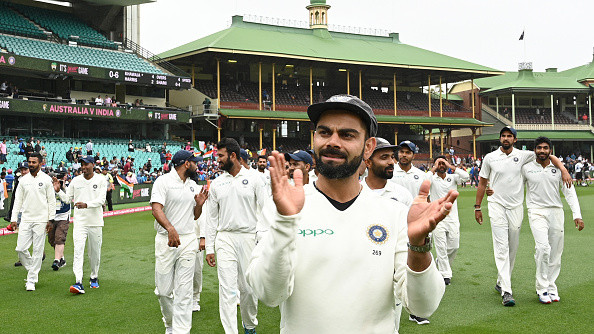 AUS v IND 2018-19: Can't express how happy we are as a team, says Virat Kohli