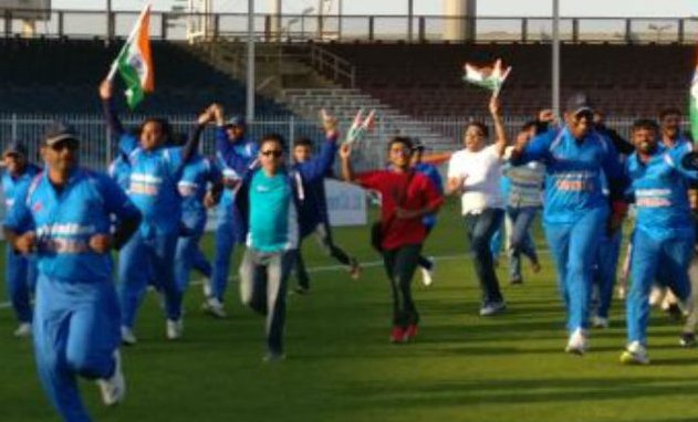 PM Narendra Modi's heartfelt message for World Cup winning 'Indian Blind Cricket Team'