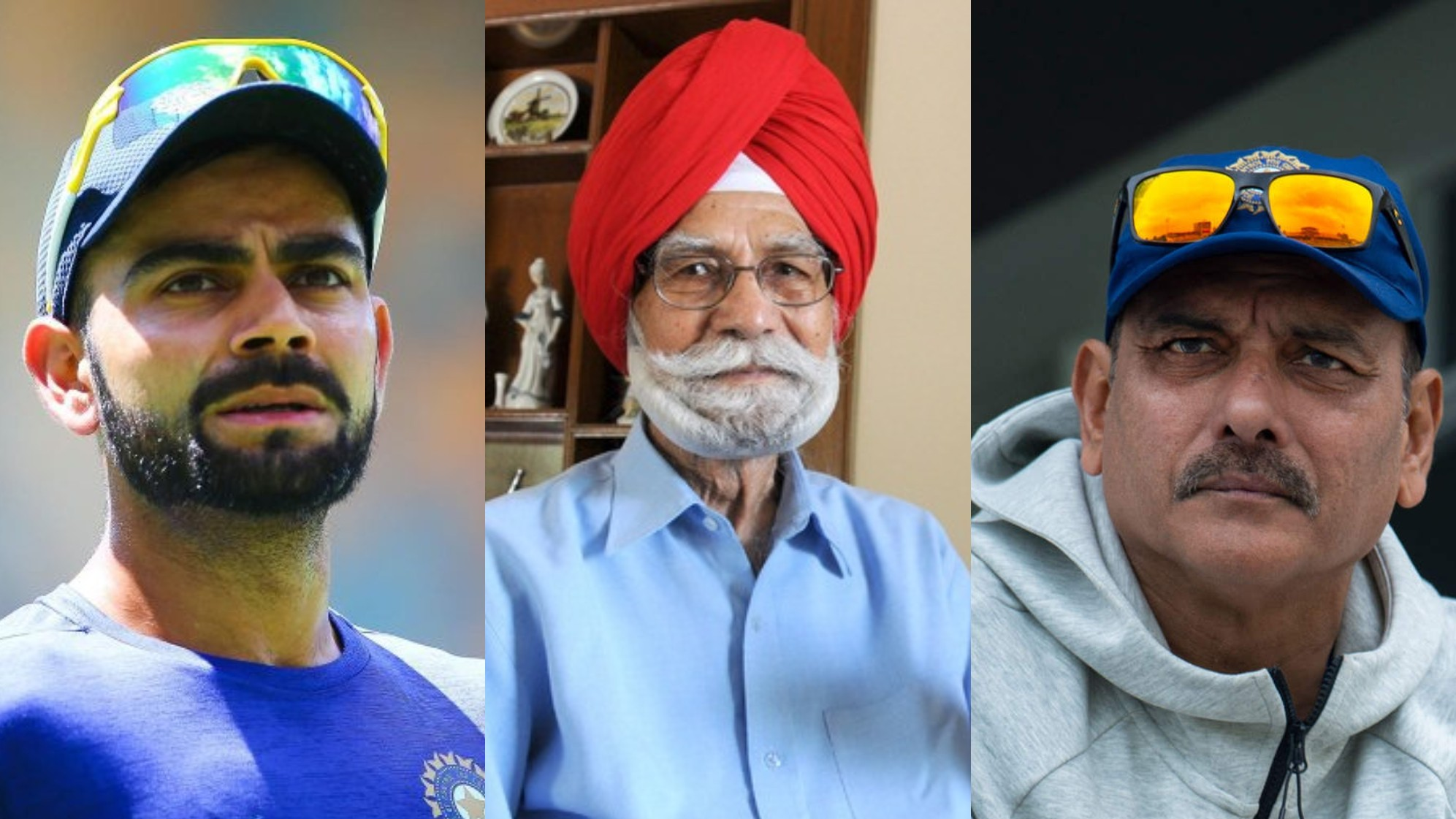 Indian cricketers pay tribute to late Indian Hockey legend Balbir Singh Sr