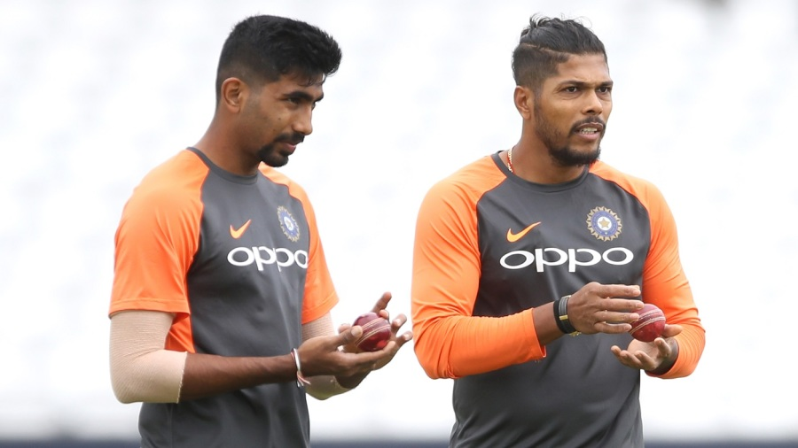 Pacers Jasprit Bumrah and Umesh Yadav have been rested for the third T20I against West Indies | Getty