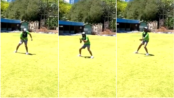 WATCH - Ravindra Jadeja posts his catching practice clip on the road to recovery
