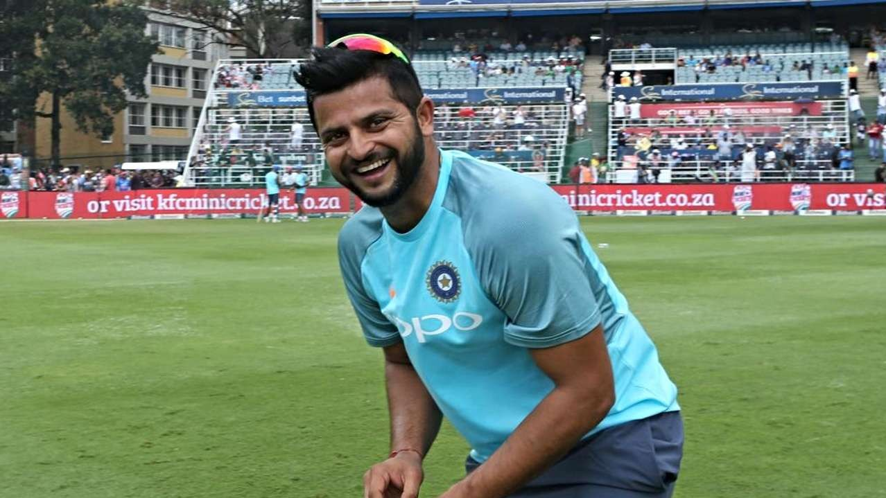 Green Park Stadium pavilion to be named after Suresh Raina; proposal sent to UP government: Reports