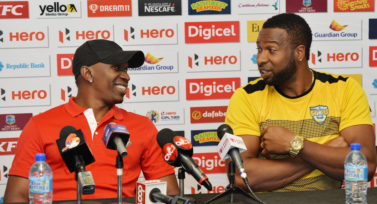 Bravo returns but Pollard continue to lead TKR in the CPL 2020| Twitter