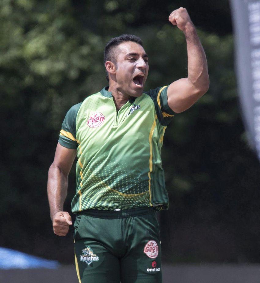 Saad Bin Zafar | Global T20 Canada