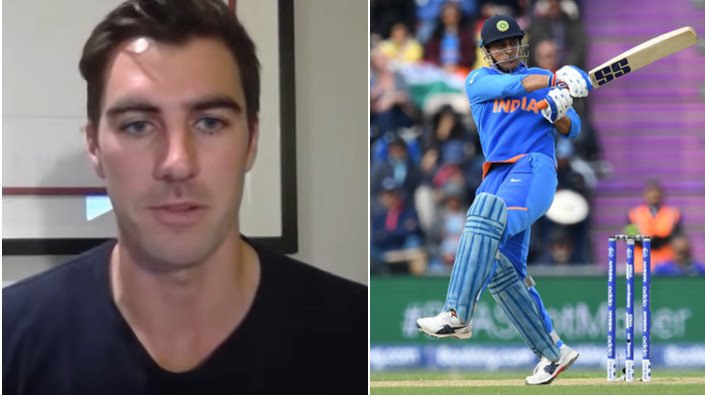 WATCH - Pat Cummins reveals his bowling plan against MS Dhoni with 6 needed off 1 ball