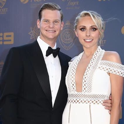 Twitter laughed as Steve Smith goofs up with his fiancee's Twitter handle