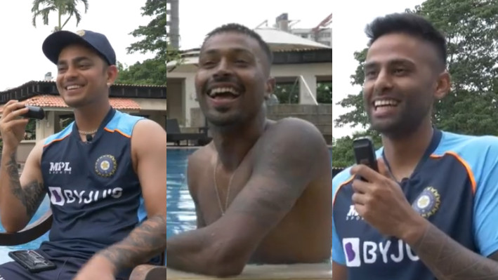 SL v IND 2021: WATCH - Indian cricketers give hilarious answers in a round of 'wrong answers' only