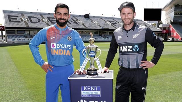 NZ v IND 2020: India or New Zealand? Dean Jones picks winner for the T20I series