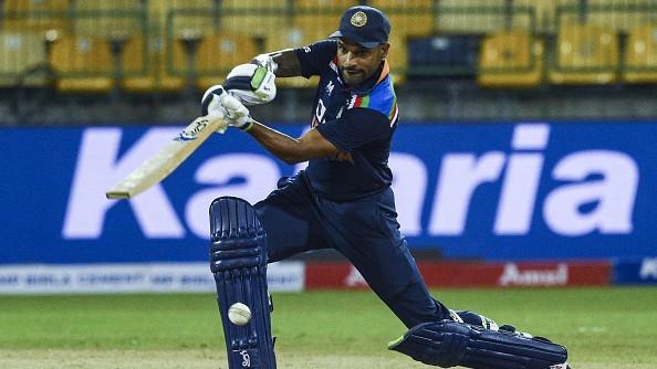 SL v IND 2021: Shikhar Dhawan completes 10,000 international runs as opener