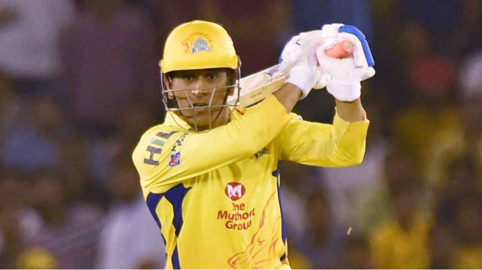 IPL 2018: I could return the favour to the crowd in Pune says, MS Dhoni