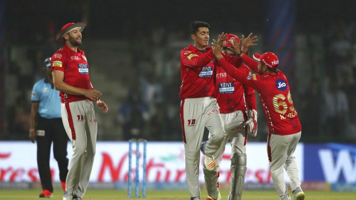IPL 2018 : Match 22 , DD vs KXIP - Statistical Highlights