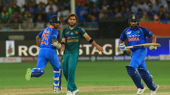 Asia Cup 2018: IND v PAK – India defeats Pakistan by 8 wickets; Bhuvneshwar, Jadhav and Rohit shine