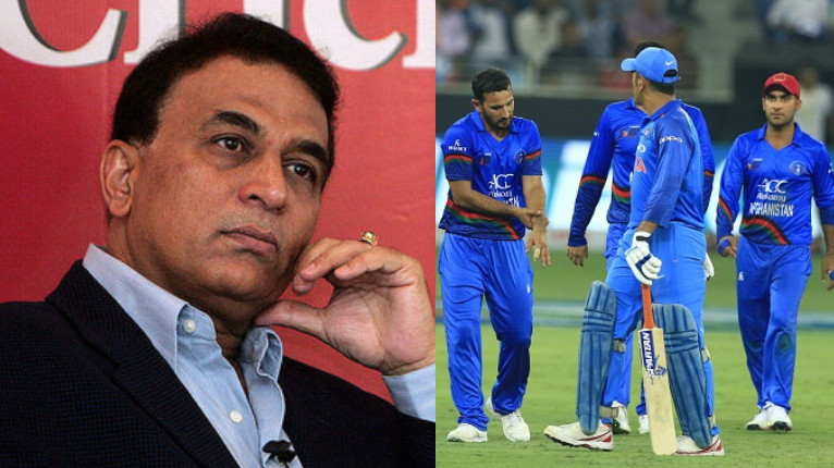 Sunil Gavaskar has a quick fix for out-of-form MS Dhoni's batting woes