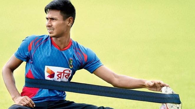 WI vs BAN 2018: Mustafizur Rahman ruled out of West Indies Test series