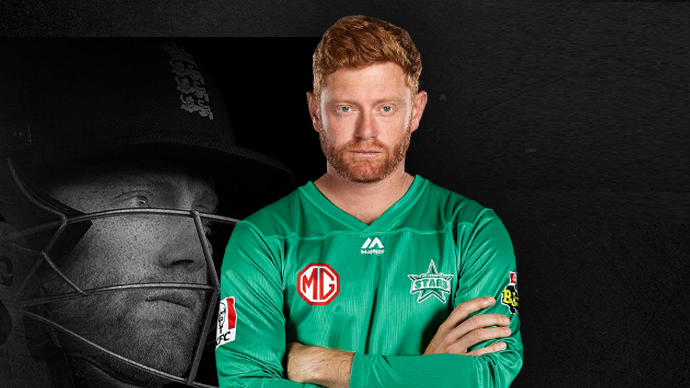 BBL 10: Jonny Bairstow signs up with Melbourne Stars for his Big Bash League debut