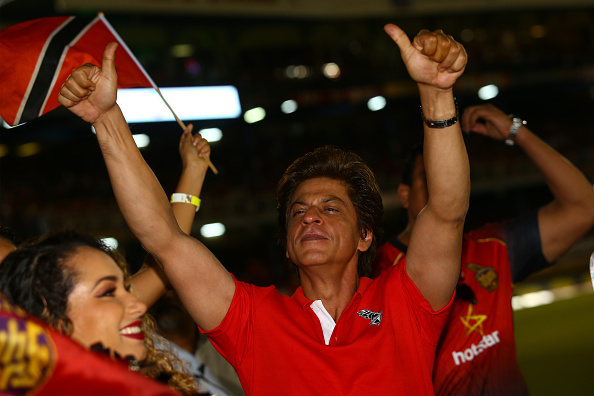 Shah Rukh Khan | GETTY