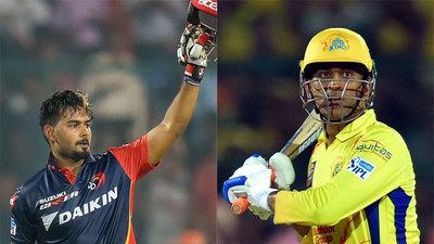 IPL 2018 : ऋषभ पंत ने चेन्नई सुपर किंग्स के खिलाफ मैच से पहले साक्षी धोनी के साथ शेयर किये कुछ खास पल