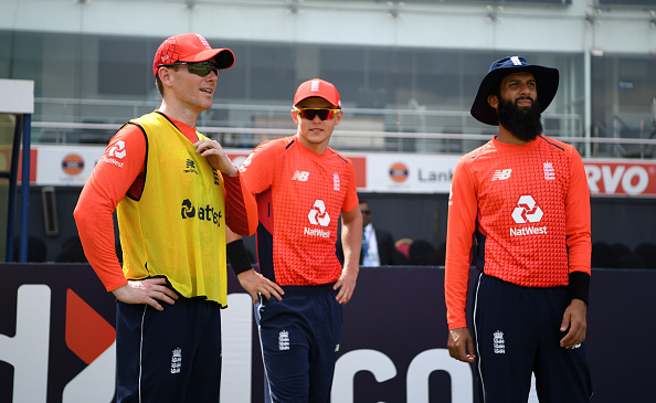 England skipper Eoin Morgan rested himself for the final ODI at Colombo | Getty