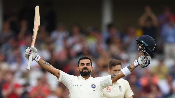 ENG v IND 2018: Virat Kohli joins elite list of Indian greats after hitting 23rd Test ton at Trent Bridge