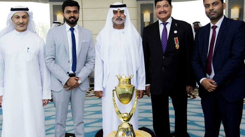 Asia Cup 2018: Asia Cup Trophy unveiled in Abu Dhabi