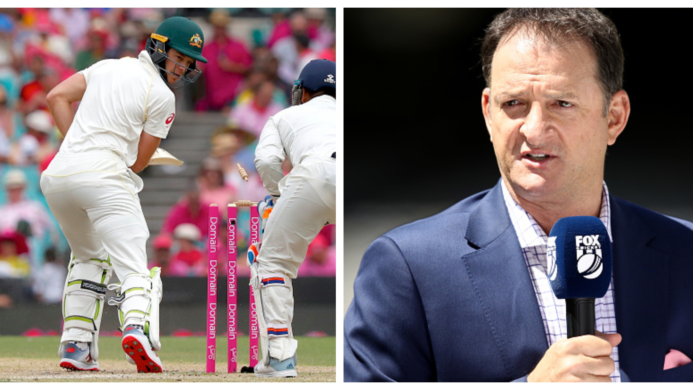 AUS v IND 2018-19: CA Chief Kevin Roberts slams pitch