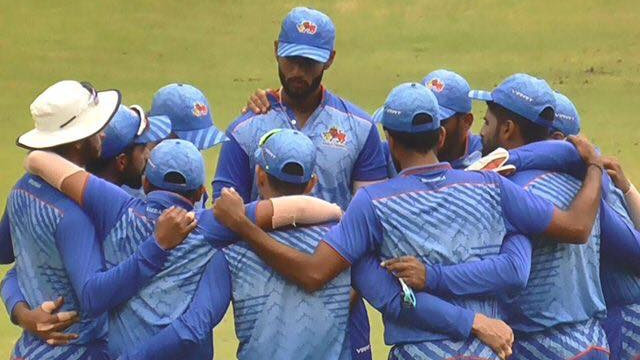Vijay Hazare Trophy 2018: Aditya Tare's 71 makes Mumbai champions in a thriller against Delhi