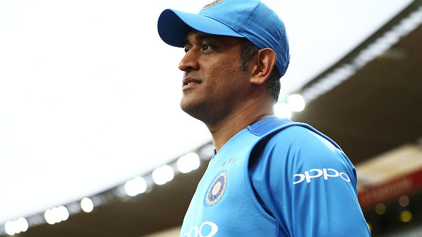 ICC dedicates John Lennon's song Imagine to MS Dhoni; fans ask is it a 'Dhoni' fan account?