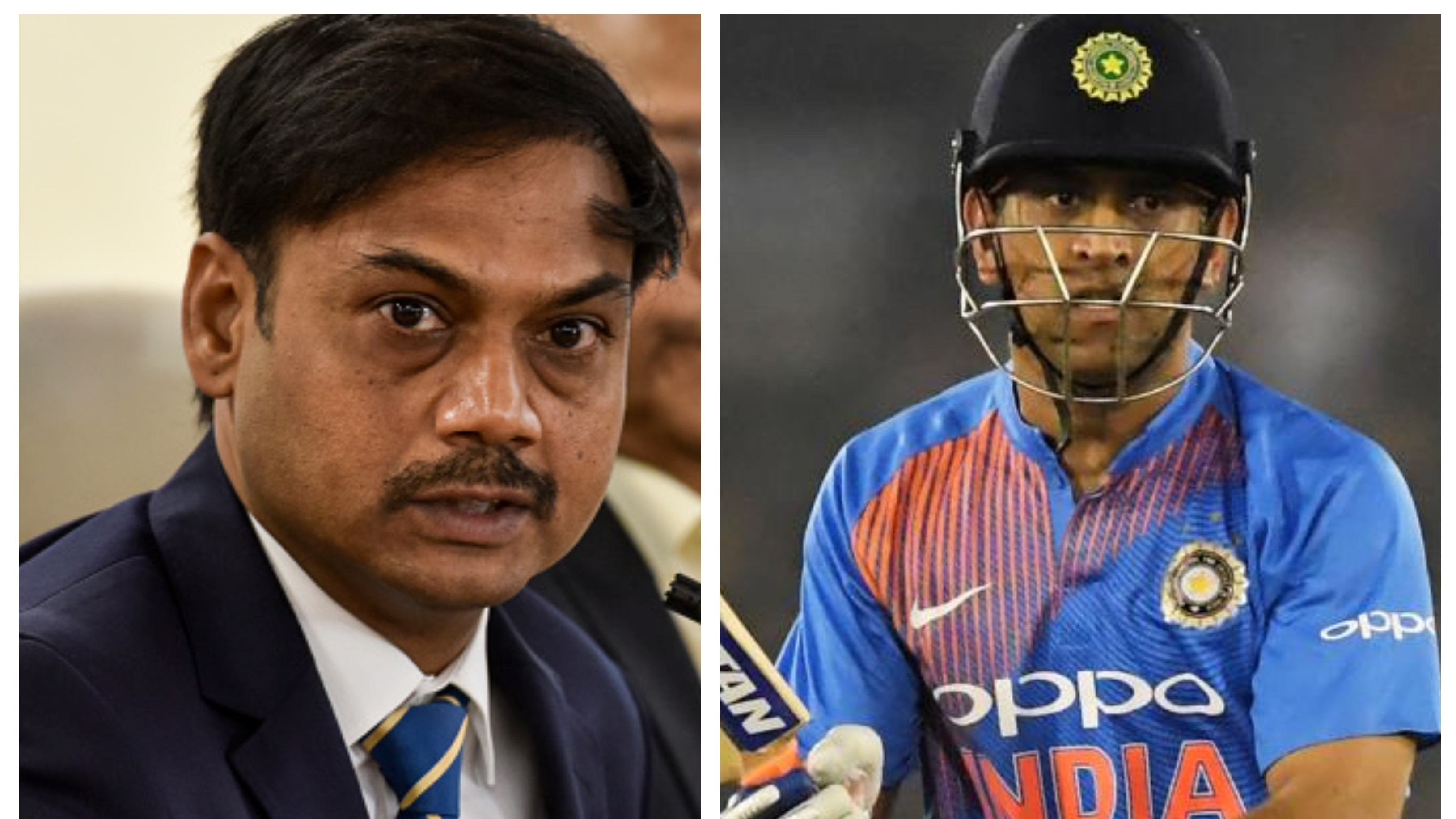 Dhoni yet to announce any retirement plans, says MSK Prasad