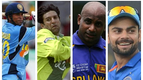 Circle of Cricket's all-time Asia XI in ODIs