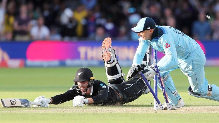 CWC 2019: Martin Guptill reflects back on his controversial throw and run-out in World Cup Final