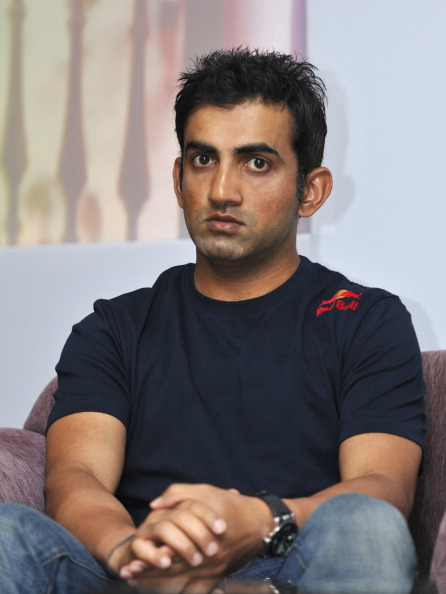 Gautam Gambhir files plea against a restro-bar using the same name