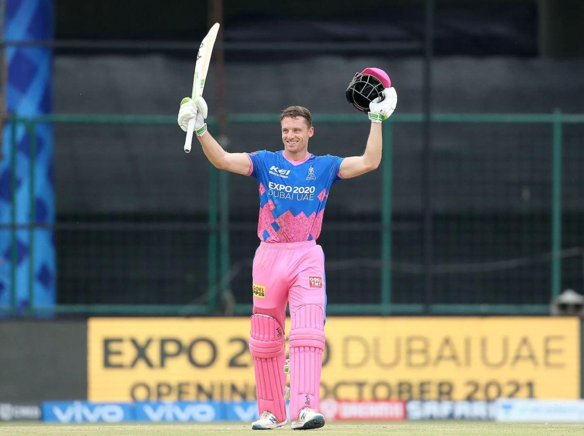 Buttler scored 124 runs off just 64 deliveries | BCCI/IPL