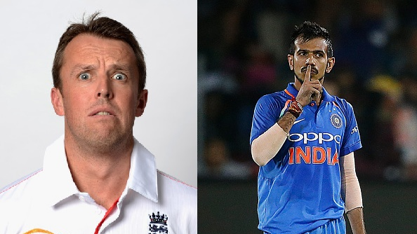 ENG v IND 2018: WATCH- Graeme Swann makes a racist comment on Yuzvendra Chahal