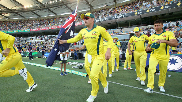 PAK v AUS 2018: Aaron Finch to lead Australian T20 side against Pakistan