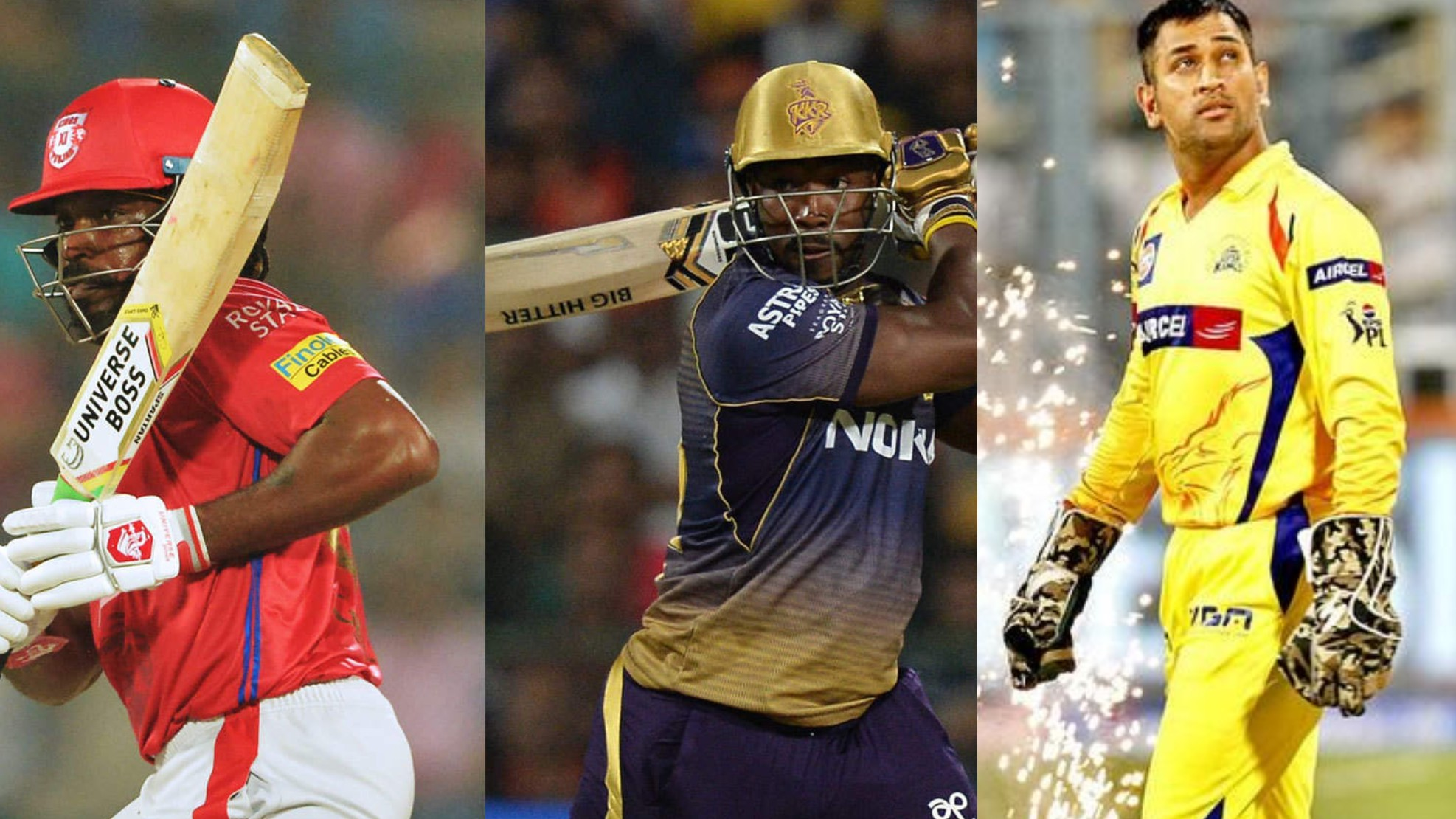 No Gayle or Russell in Aakash Chopra's IPL all-time XI; MS Dhoni picked as captain