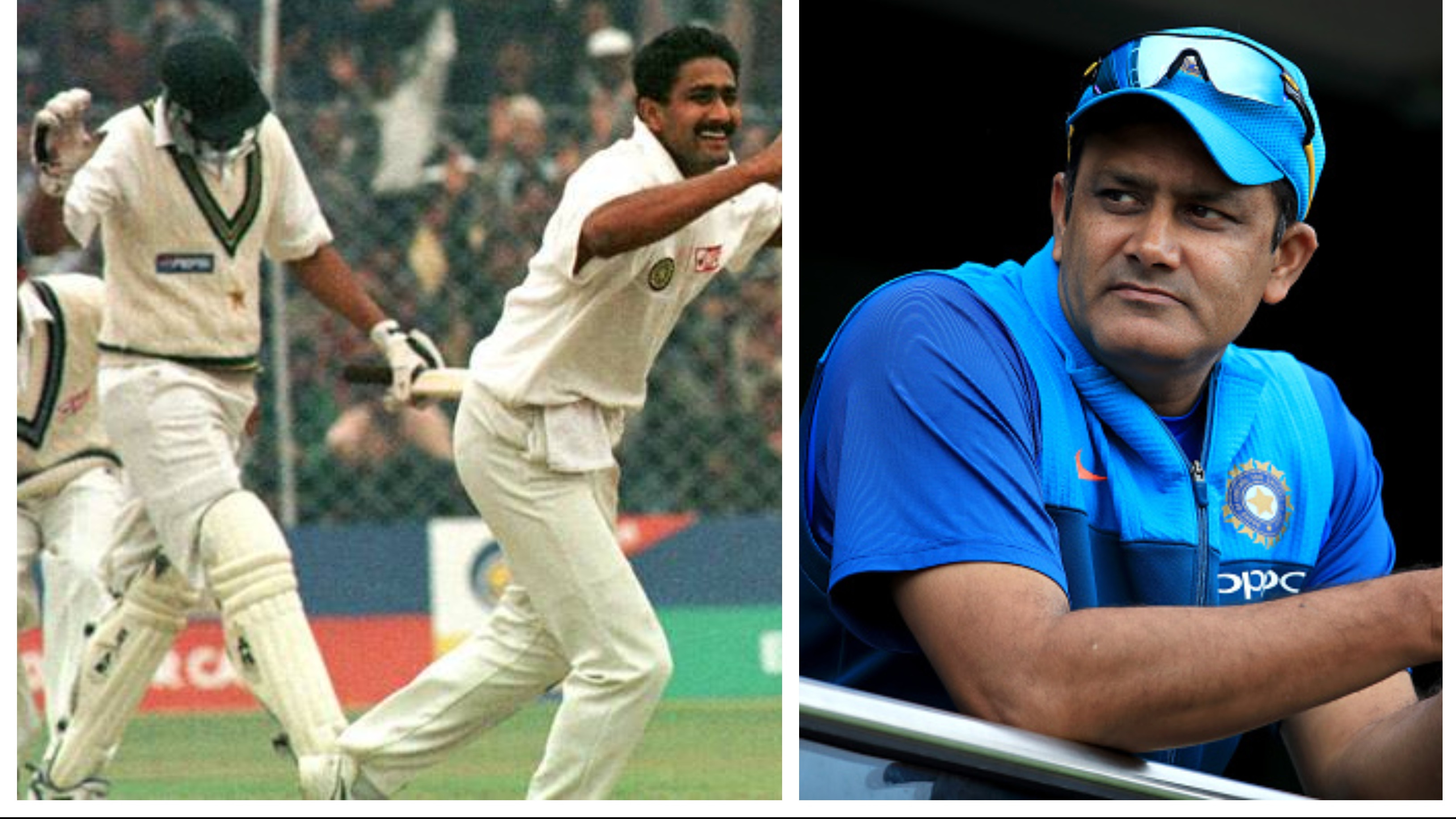 Anil Kumble still remembers every dismissal of his historic 10 wickets against Pakistan in 1999