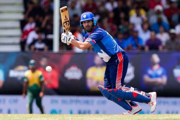 Yuvraj Singh recently played in the Global T20 Canada | Twitter