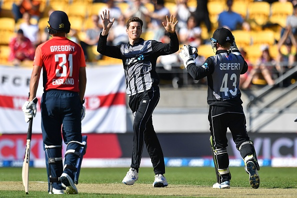 New Zealand won second T20I against England | Getty Images