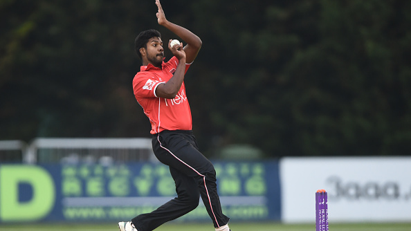 Varun Aaron shines with the ball for Leicestershire amidst a heart-breaking loss to Derbyshire