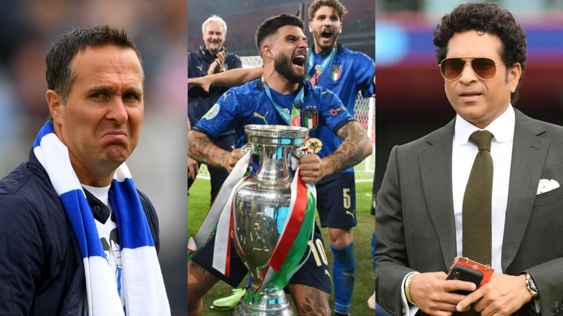 Cricket fraternity reacts to Italy defeating England in Euro 2020 final