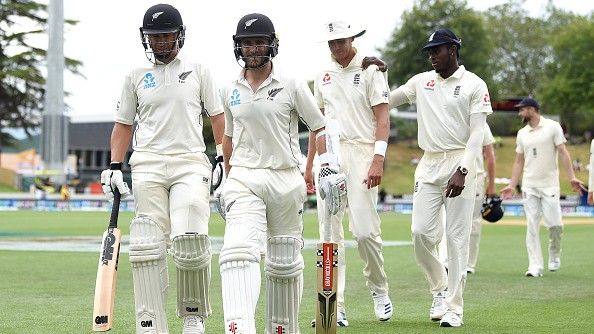 NZ v ENG 2019: Williamson, Taylor score tons to help the Kiwis draw Hamilton Test, win series 1-0
